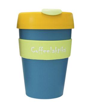 KeepCup Coffeelaktika Design CA М (340мл)