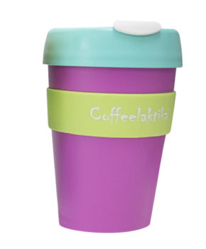 KeepCup Coffeelaktika Design CB M (340мл)