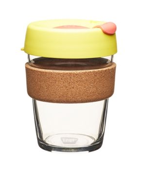 KeepCup Brew-Cork Edition Saffron M (340мл)