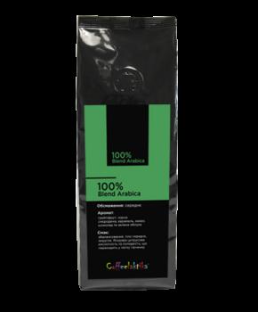 Кава у зернах Coffeelaktika Blend 100% Arabiсa 200г