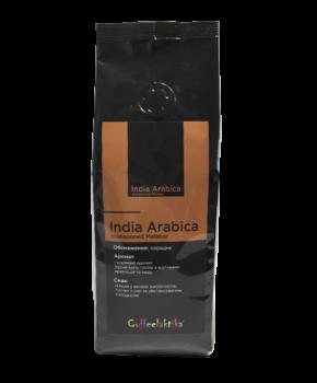 Кава у зернах Coffeelaktika India Arabica Monsooned Malabar 200г