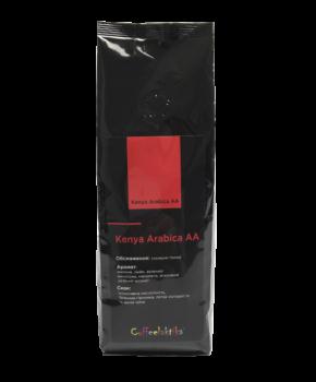 Кава у зернах Coffeelaktika Kenya Arabica AA 200г