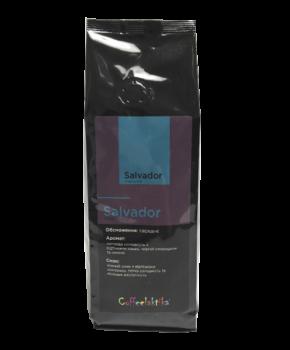 Кава у зернах Coffeelaktika Salvador Arabica SHB 200г
